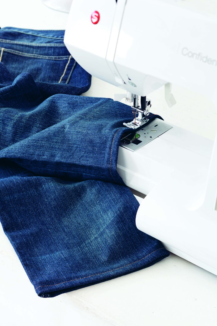 How To Sew A Button & Other Quick Repairs, By The Great British Sewing Bee's Matt Chapple