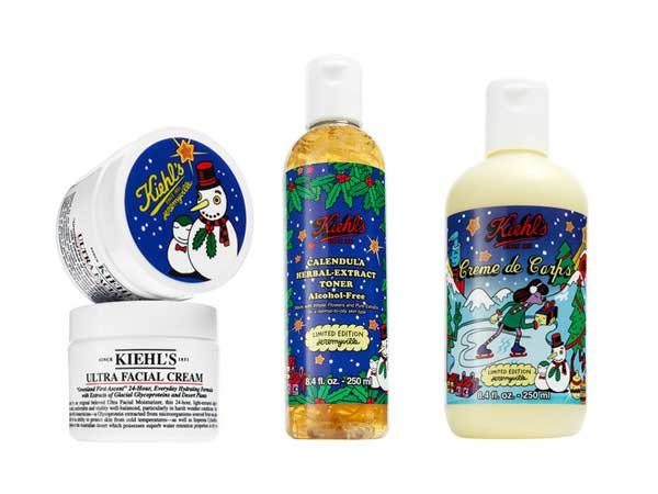 Win £150 Worth Of Kiehl's Limited Edition Jeremyville Holiday Collection