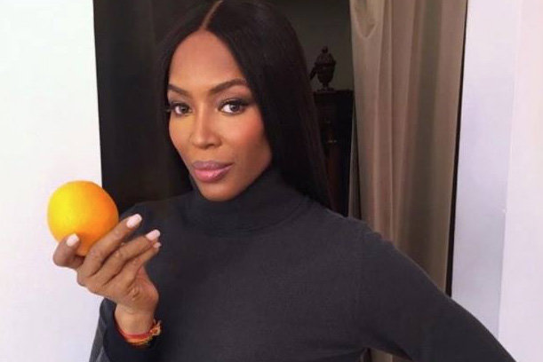 Instagram Challenge: Grab An Orange And Rock Your Sassiest Pose