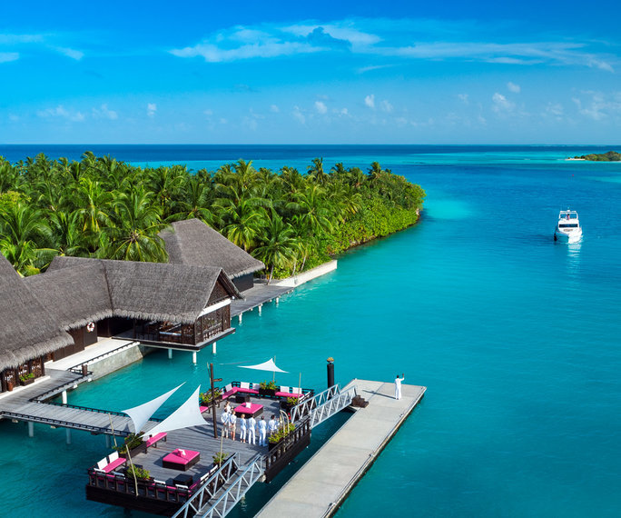 The Beckhams' Maldives Holiday Is the Stuff of Dreams