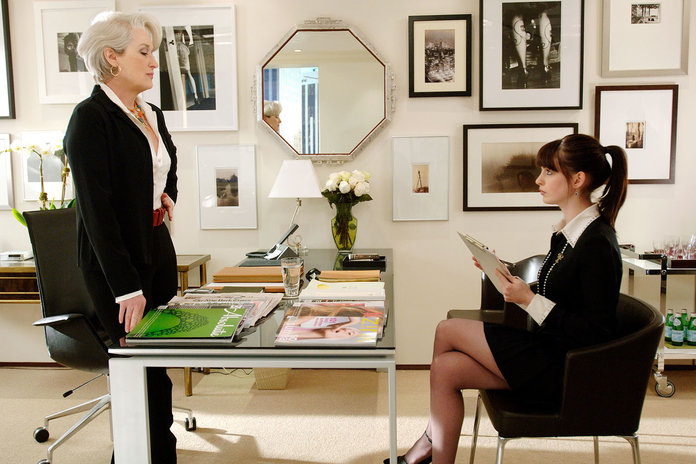 The 15 Iciest Moments From The Devil Wears Prada
