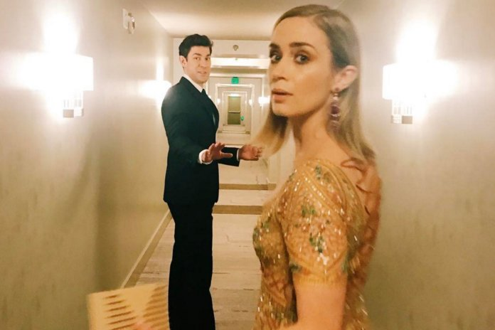 SAG Awards 2017: Get A Behind-the-Scenes Look At Stars Getting Ready
