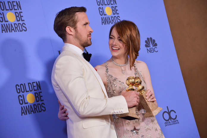 9 Moments From The Golden Globes We'll Be Talking About All Day