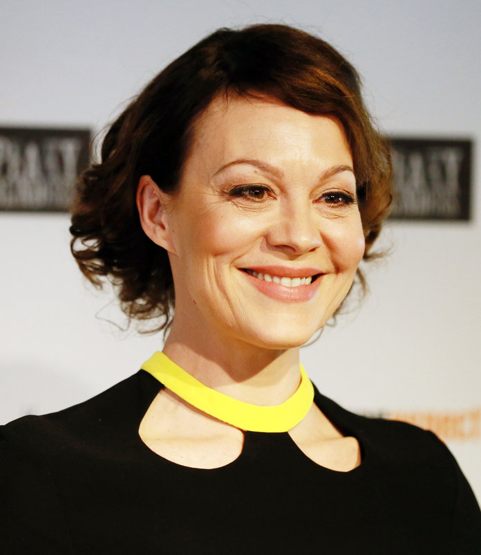 Peaky Blinders Star Helen McCrory Awarded OBE
