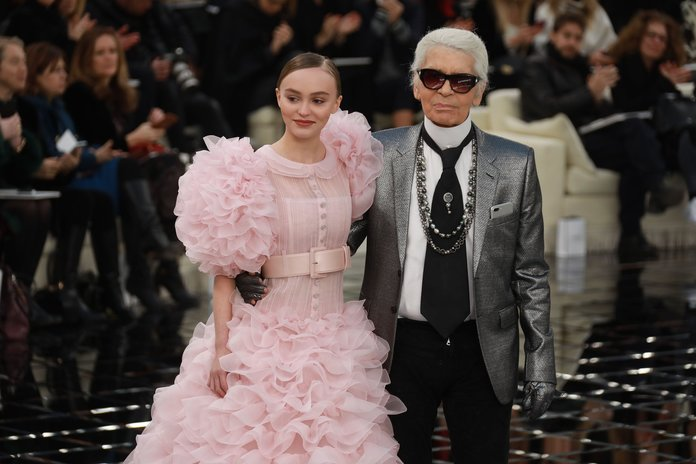 Lily-Rose Depp On Chanel, Kaiser Karl And Taking Advice From Her Mum