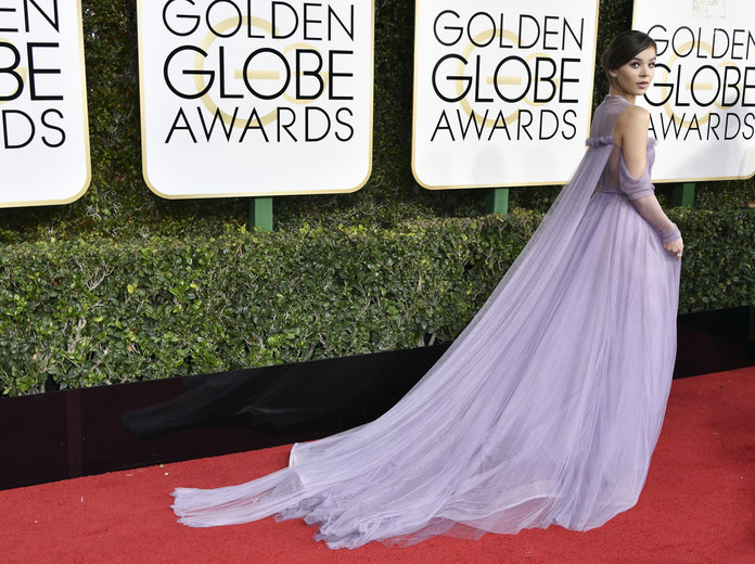 The 5 Trends That Stole The Show At The Golden Globes 2017
