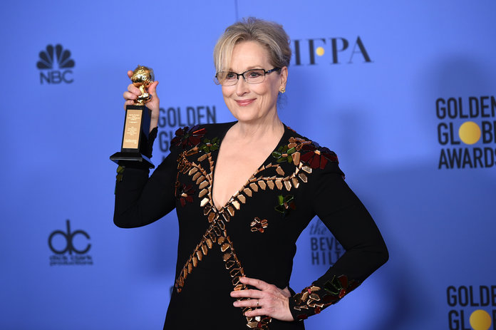 Meryl Streep Delivered The Most Powerful Speech Of The Golden Globes