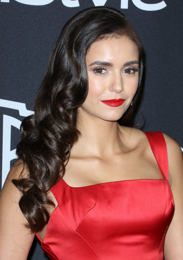 Nina Dobrev Chopped off Her Hair Because New Year, New 'Do