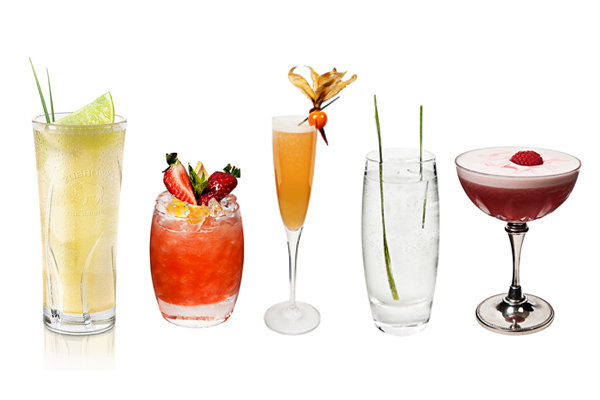 Celebrate Valentine's Day By Creating The Perfect Cocktail
