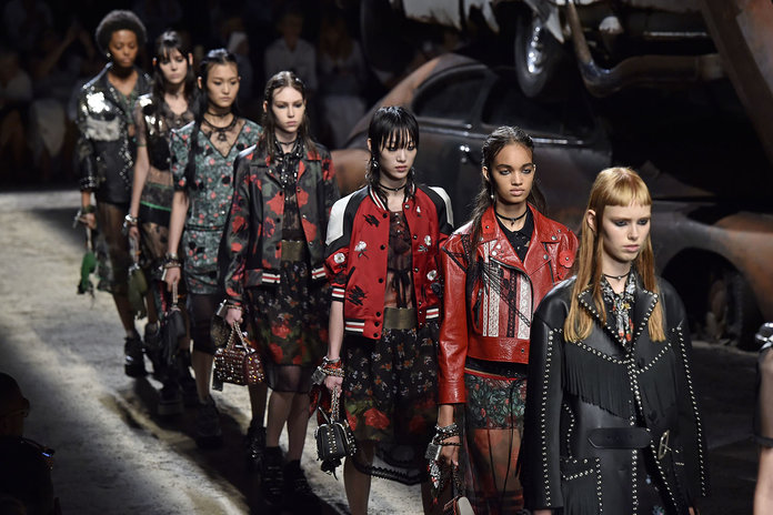 FYI From NYC: This Is What Happened Yesterday At Fashion Week