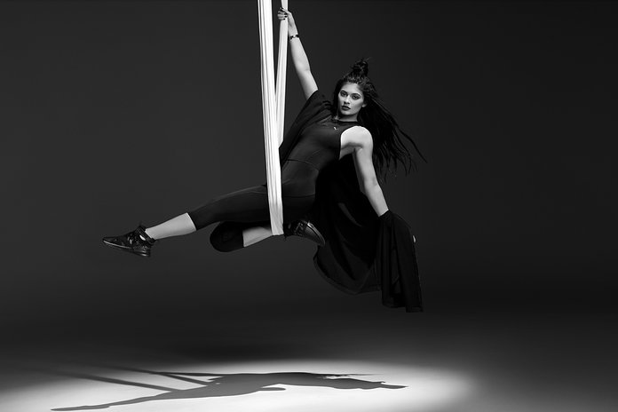 WATCH: Kylie Jenner Looks Crazy Flexible In Puma Campaign