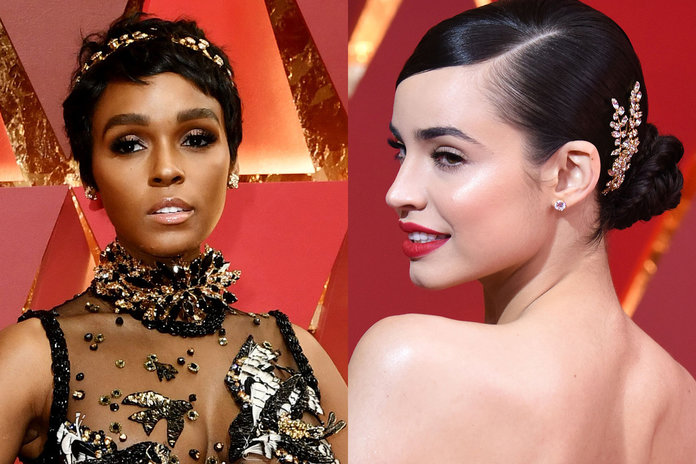 The Hair Accessories That Won The 2017 Oscars Red Carpet