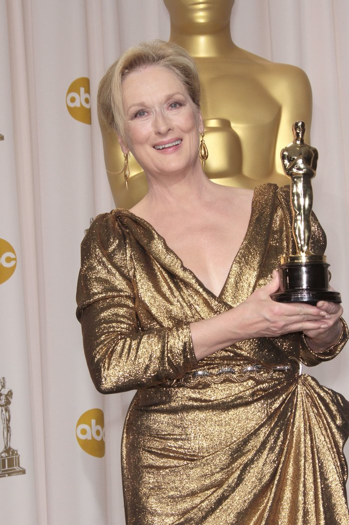 The Meryl Streep Oscars 2017 Dress Drama Explained