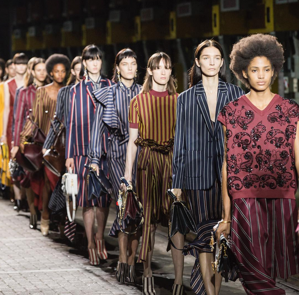 Why We're Psyched For London Fashion Week