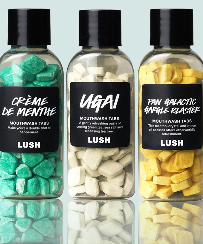 Solid Mouthwash Is a Thing, and We Are Intrigued