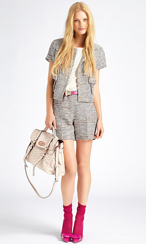 Mulberry Pre-Spring Collection 2012