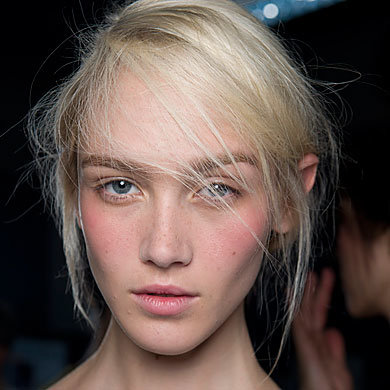 Fashion Week Beauty And Hair Trends SS12