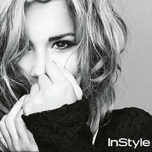InStyle Cover Girl: Cheryl Cole