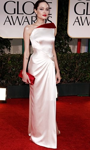 Golden Globes Trend: Nudes and Whites