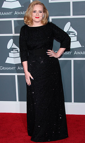 Grammys Awards 2012