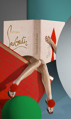 EXCLUSIVE: Christian Louboutin Spring Summer 2012