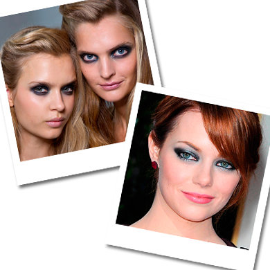 Spring Summer Beauty Trends 2012