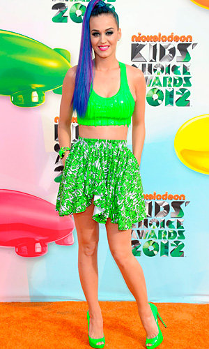 Nickelodeon's Kids Choice Awards 2012