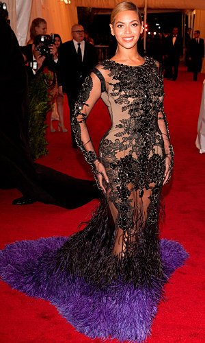 Best Dresses At Met Ball 2012