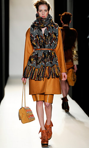 Mulberry Autumn Winter 2012 Collection