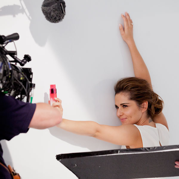 Exclusive: Cheryl Cole talks beauty secrets to InStyle