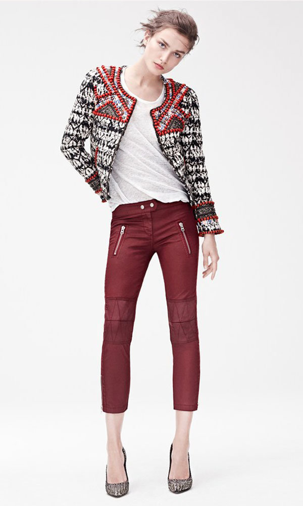 Isabel Marant For H&M: See The Collection First