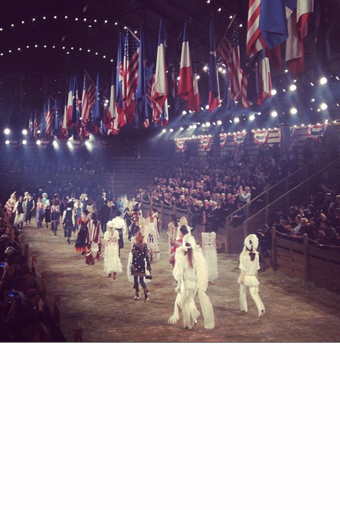 Chanel's Métiers d'Art show in Dallas: All The Best Pictures