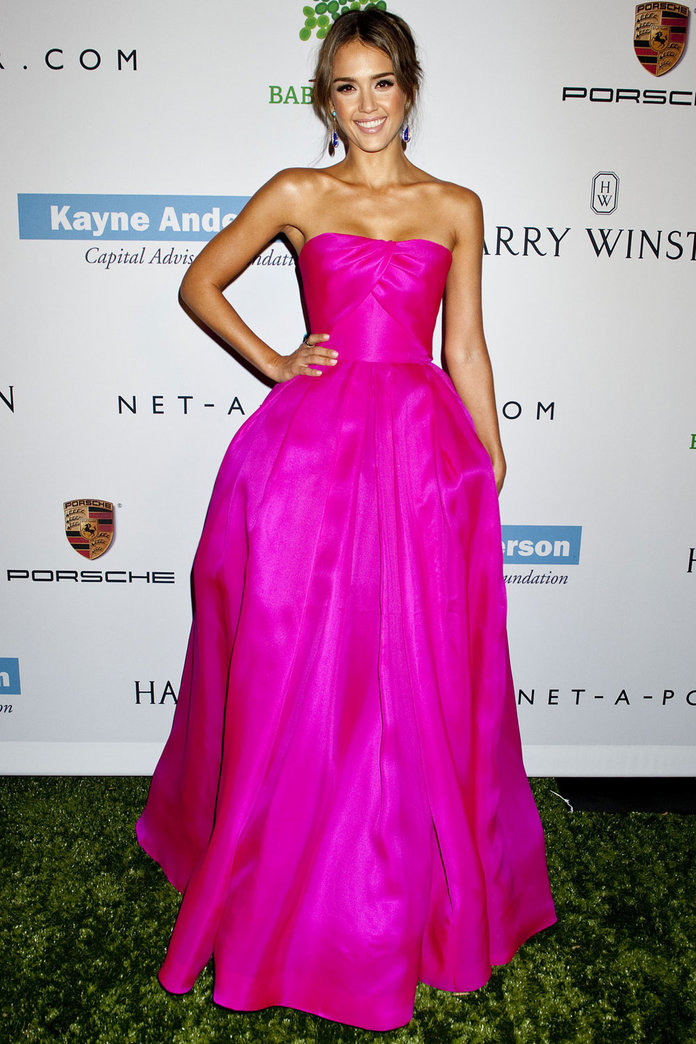 Best-Dressed A-List Of 2013