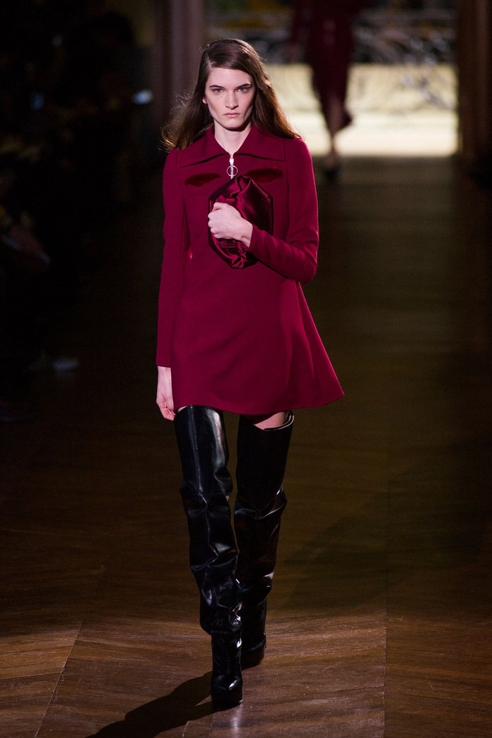 Carven AW14, Paris Fashion Week