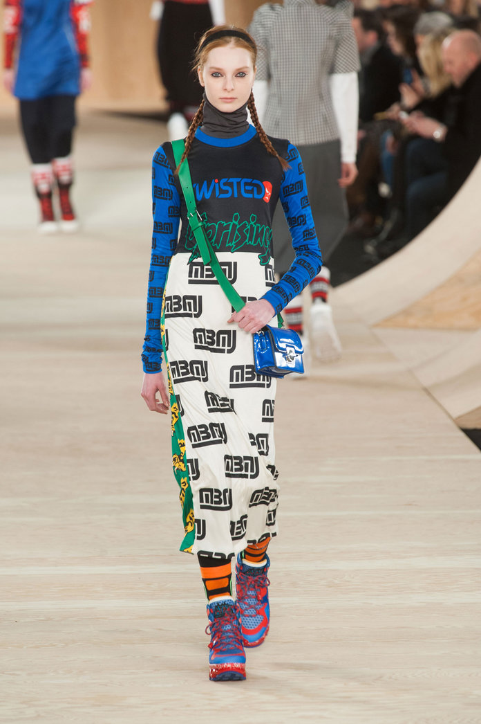 Marc By Marc Jacobs AW14, New York Fashion Week