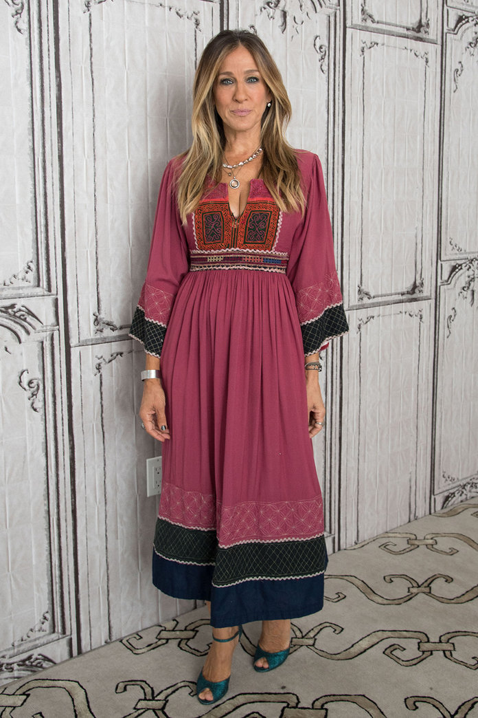 Sarah Jessica Parker: Her Incredible Celebrity Style Transformation