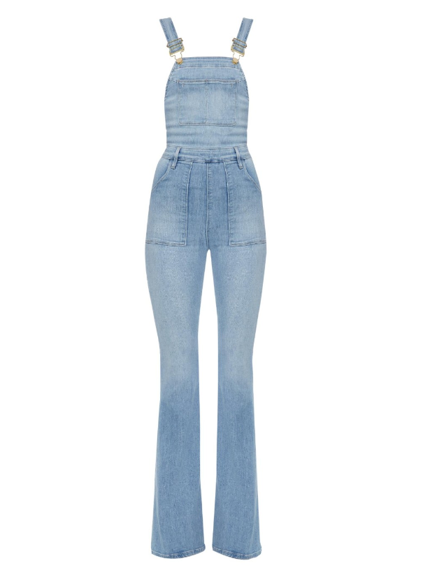 Dungarees: This Season's Most Wearable Denim Trend