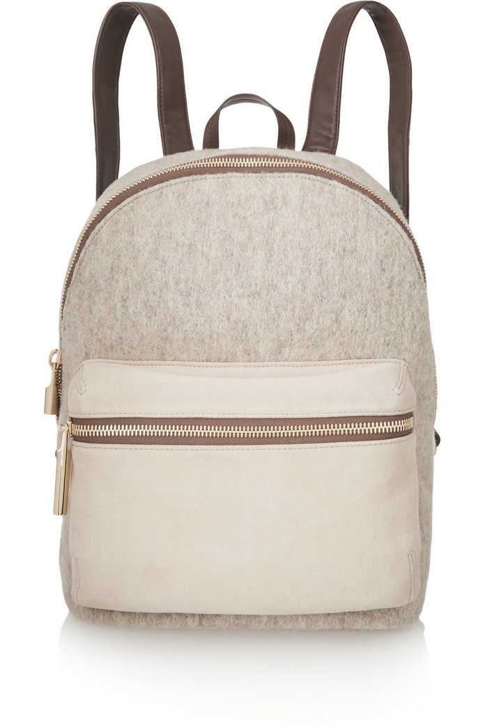 Backpacks: Our Favourite Fashion Carry-Alls