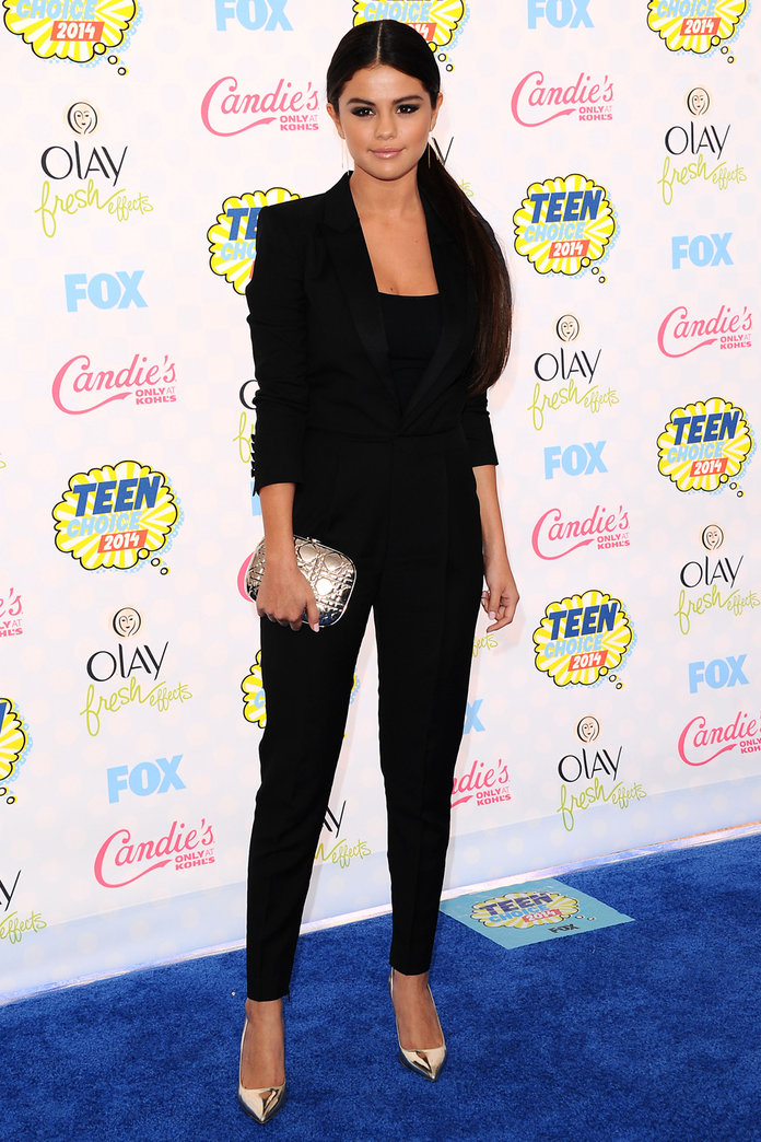 Teen Choice Awards 2014: The Best-Dressed Celebrities
