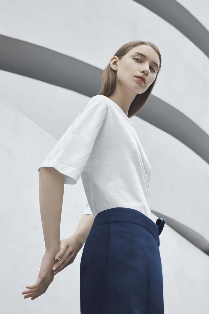 Cos x Agnes Martin Is The Answer To Your A/W Work Wardrobe Issues