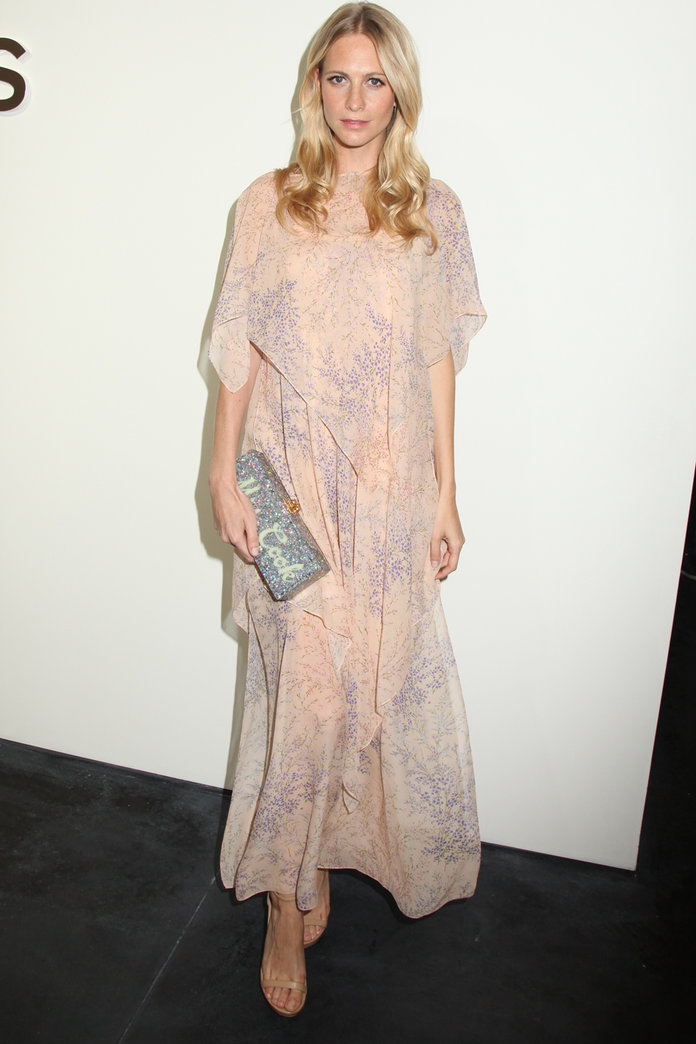 New York Fashion Week SS15: The Best Celebrity Pics