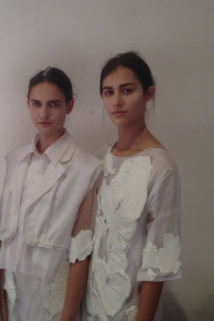 Exclusive Model Diary: The Real Behind-The-Scenes Of Fashion Week