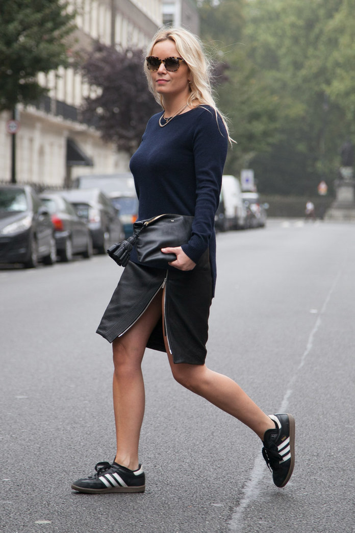London Fashion Week SS15: See What InStyle's Wearing
