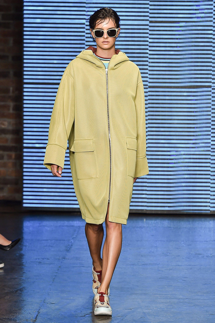 DKNY SS15: All The Looks