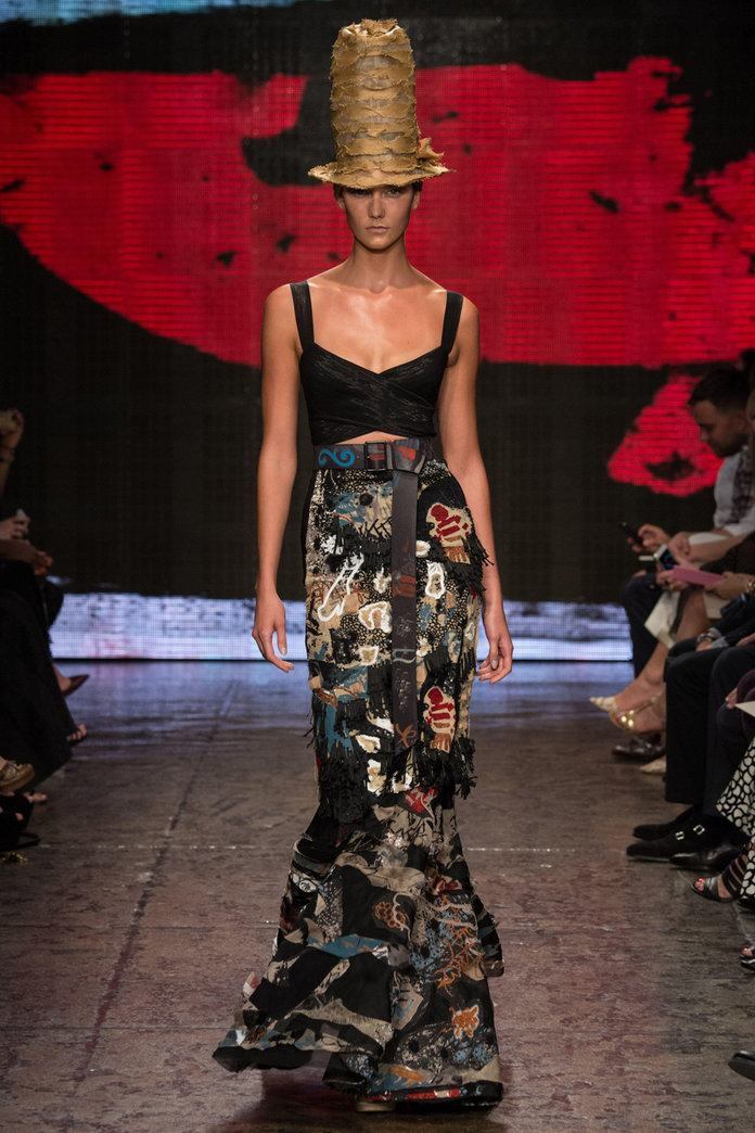 Donna Karan SS15: All The Looks