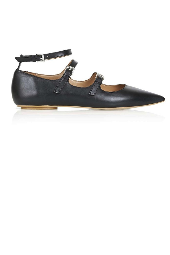 12 Pointed Flats You'd Be Happy To Ditch Your Heels For
