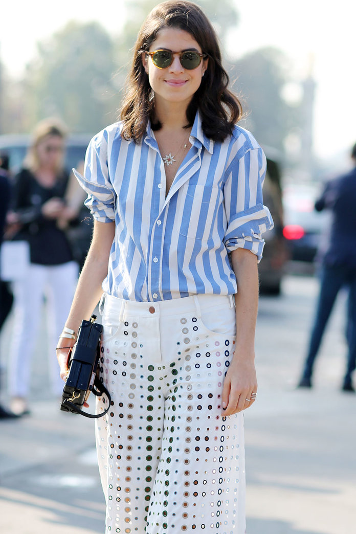 14 Striped Shirts To Shop Now