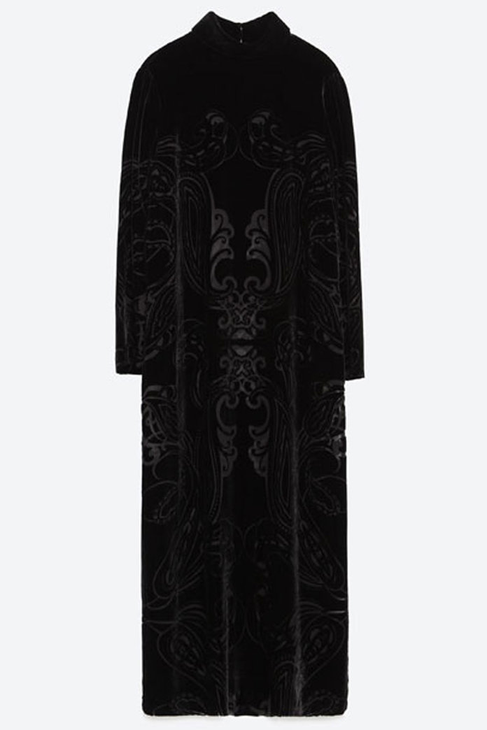 Velvet Dress Edit: The Party Season Classic With Fashion's Seal Of Approval