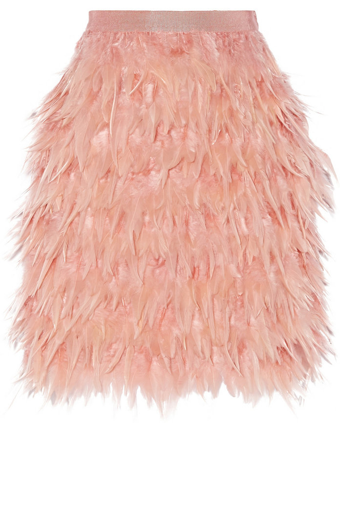 Feathers: This Season's Hottest Party Trend