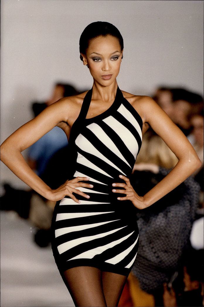 Tyra Banks' Best Looks Of All Time